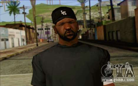 N.W.A Skin 4 for GTA San Andreas third screenshot