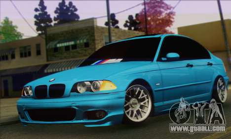 BMW 320i E46 for GTA San Andreas