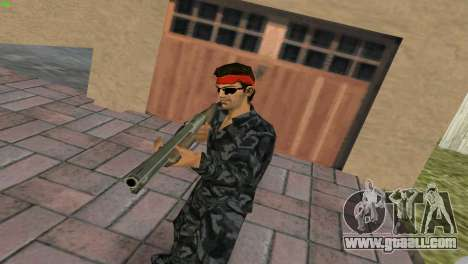 Camo Skin 12 for GTA Vice City third screenshot