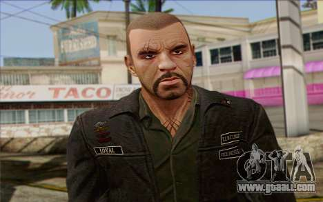 Johnny Klebitz From GTA 5 for GTA San Andreas third screenshot