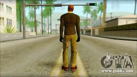 New Dexter for GTA San Andreas second screenshot