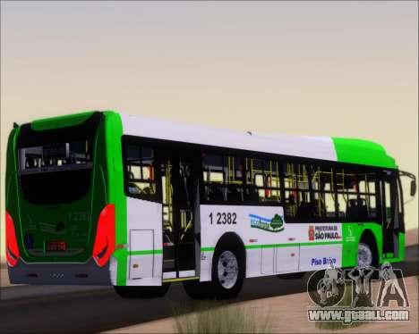 Caio Induscar Millennium BRT Viacao Gato Preto for GTA San Andreas right view