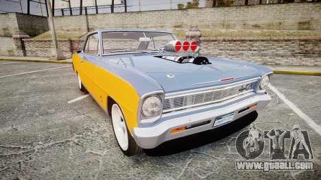Chevrolet II Nova SS 1966 Custom [EPM] PJ1 for GTA 4