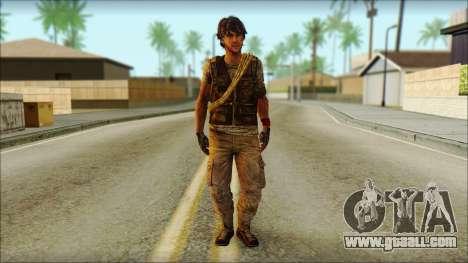 Adam (I Am Alive) for GTA San Andreas