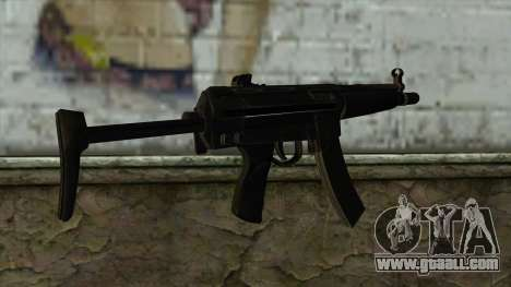 TheCrazyGamer MP5 for GTA San Andreas second screenshot