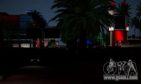 ENB Series by phpa v5 for GTA San Andreas twelth screenshot