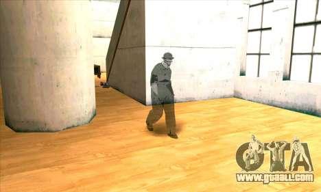 The Ghost Of Big Smoke for GTA San Andreas forth screenshot