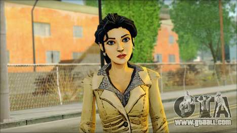 Snow White (Wolf Among Us) for GTA San Andreas third screenshot