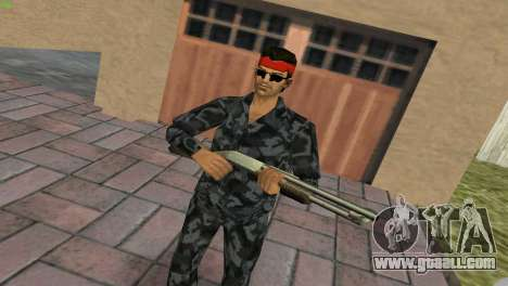 Camo Skin 12 for GTA Vice City forth screenshot