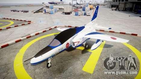Kawasaki T-4 for GTA 4