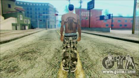 New Cesar for GTA San Andreas second screenshot
