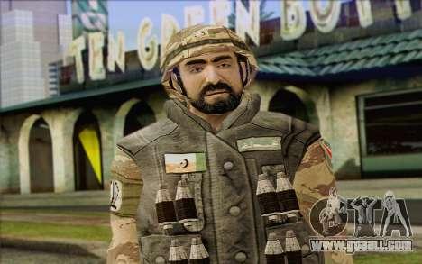 Soldiers MEK (Battlefield 2) Skin 6 for GTA San Andreas third screenshot
