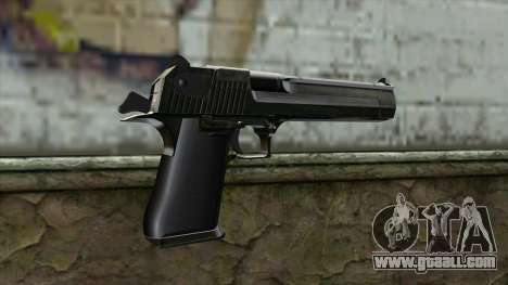 Graffiti Desert Eagle for GTA San Andreas second screenshot