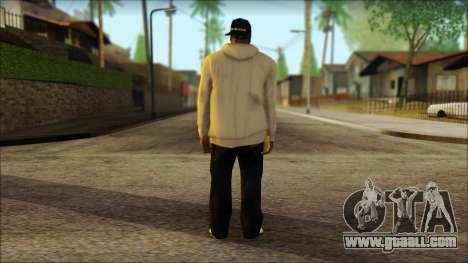Afro - Seville Playaz Settlement Skin v5 for GTA San Andreas second screenshot