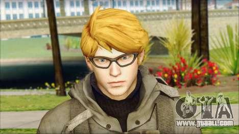 Alfred F. Jones for GTA San Andreas third screenshot