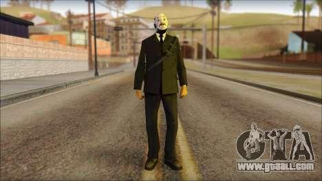Rob v1 for GTA San Andreas