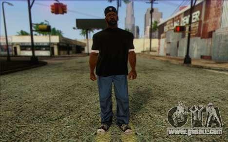 N.W.A Skin 4 for GTA San Andreas