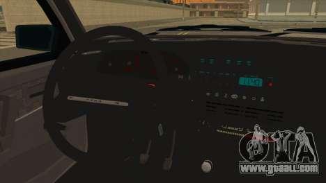 VAZ 2113 Runoff for GTA San Andreas back left view