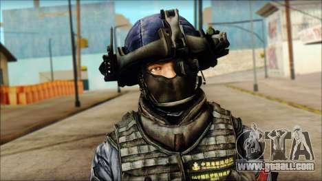 MG from PLA v3 for GTA San Andreas third screenshot