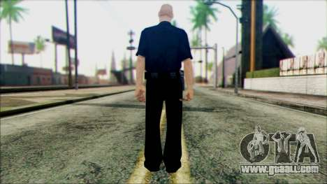 Lapd1 from Beta Version for GTA San Andreas second screenshot