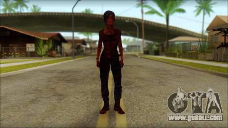 Tomb Raider Skin 9 2013 for GTA San Andreas