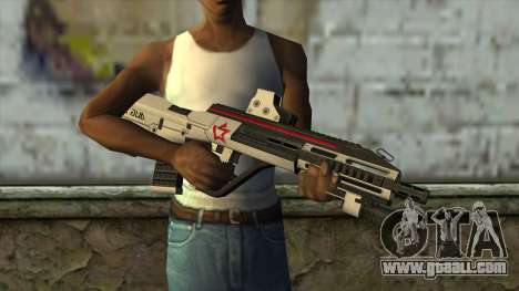AUG A3 from PointBlank v2 for GTA San Andreas third screenshot