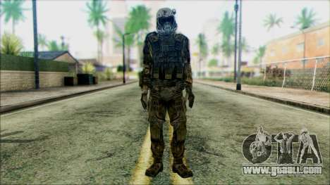 Soldiers of team Phantom 2 for GTA San Andreas