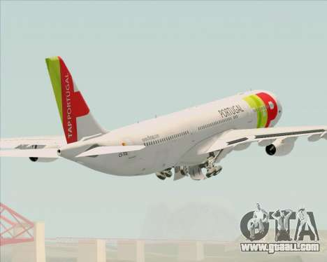 Airbus A340-312 TAP Portugal for GTA San Andreas