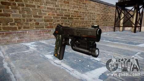 Gun Kimber 1911 CE Digital for GTA 4