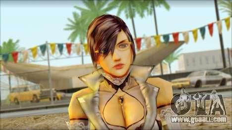 Reiko for GTA San Andreas third screenshot