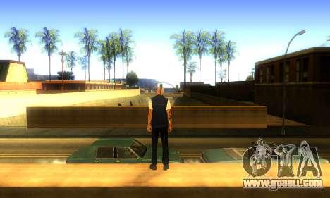 Punk v2 for GTA San Andreas third screenshot