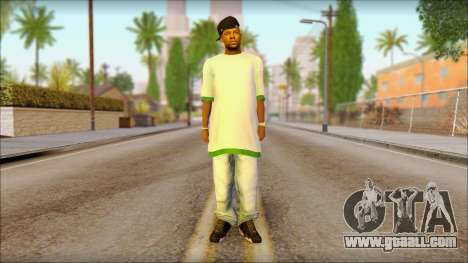 Sweet Full Replacement for GTA San Andreas