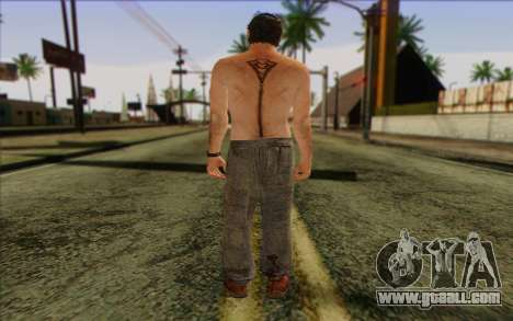 Trevor Phillips Skin v5 for GTA San Andreas second screenshot