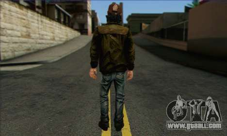 Kenny from The Walking Dead v2 for GTA San Andreas second screenshot