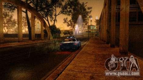 ENB Brandals v3 for GTA San Andreas fifth screenshot