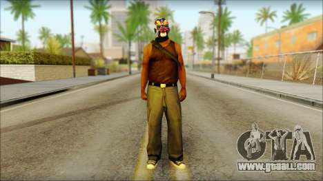 Rob v2 for GTA San Andreas