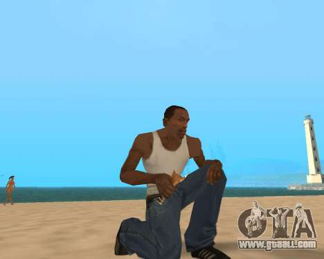 For airborne! for GTA San Andreas forth screenshot