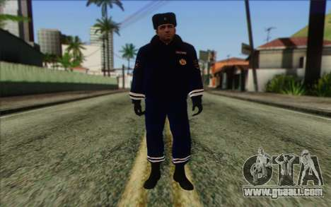DPS Skin 2 for GTA San Andreas