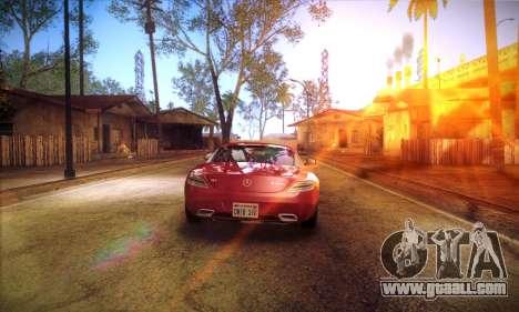 ENB Brandals v3 for GTA San Andreas third screenshot