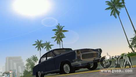 GAZ-21R Volga 1965 for GTA Vice City inner view