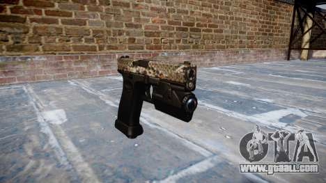 Pistol Glock 20 viper for GTA 4