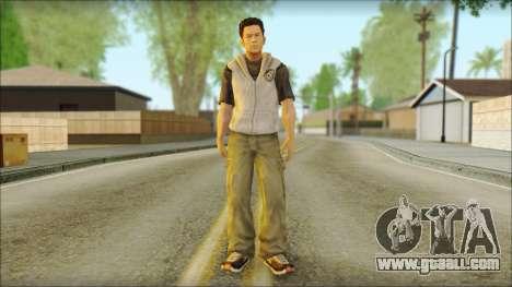 Iceman Street v2 for GTA San Andreas