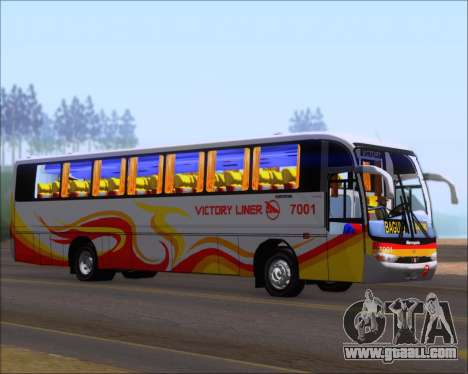 Marcopolo Victory Liner 7001 for GTA San Andreas