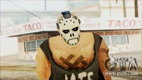 Manhunt Ped 11 for GTA San Andreas third screenshot
