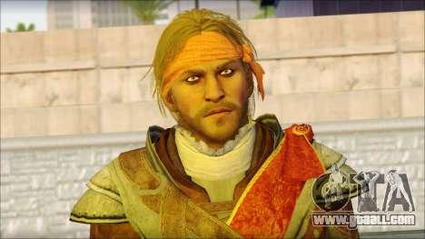 Edward Kenway Assassin Creed 4: Black Flag for GTA San Andreas third screenshot