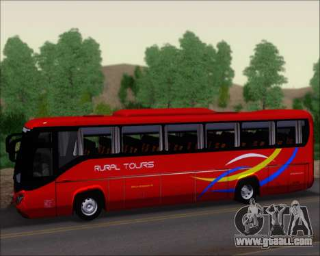 Yanson Viking 4th Generation Rural Tours 10010 for GTA San Andreas bottom view