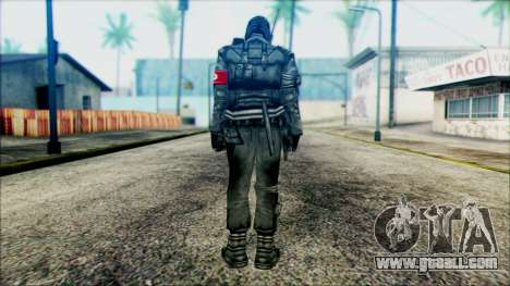 Manhunt Ped 1 for GTA San Andreas second screenshot