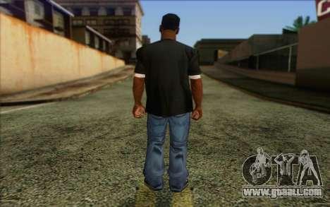 N.W.A Skin 4 for GTA San Andreas second screenshot