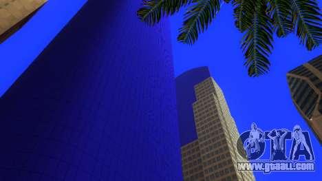 HD texture four skyscrapers in Los Santos for GTA San Andreas forth screenshot