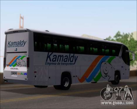 Comil Campione 3.45 Scania K420 Kamaldy for GTA San Andreas back left view